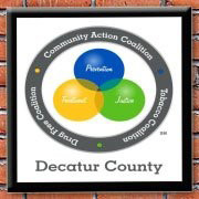 Decatur County Drug Free Communities logo