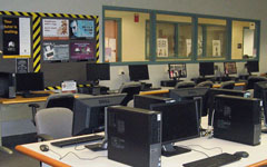 Photo of KV Computer Lab
