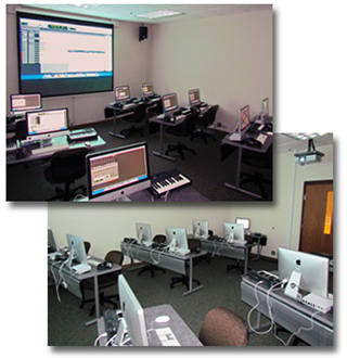 Midi/Audio Production Lab