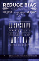 Be Sensitive to Labeling