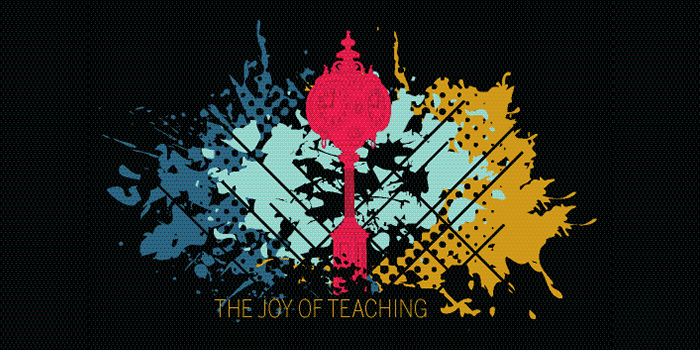 Joy of Teaching Logo